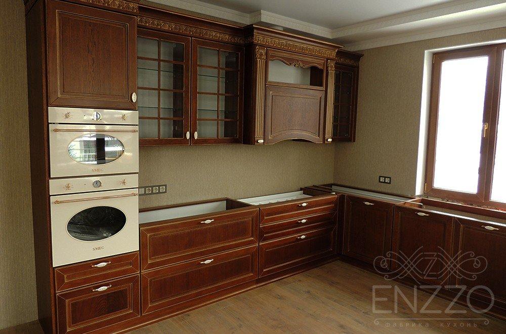 Фото кухни в коттедже пос. Тарасово