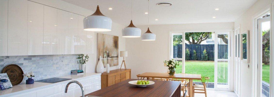 Дизайн кухни площадью 25-30 кв.м. 10 правильных советов от дизайнеров
