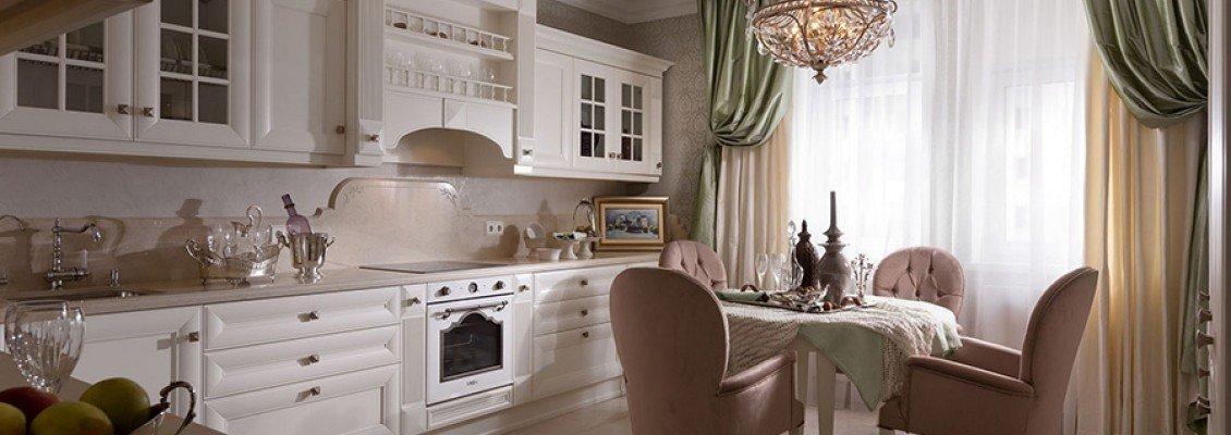 Элитные кухни под заказ в Минске — безупречность у Вас дома!